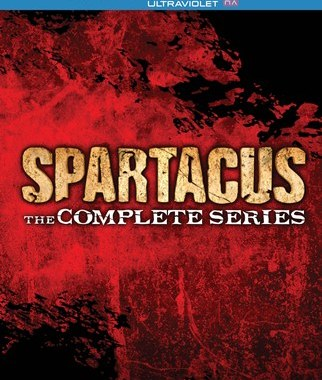 'Spartacus: The Complete Series'; arriving September 16th on Blu-ray + Digital HD with Ultraviolet & DVD from Anchor Bay Entertainment! 13