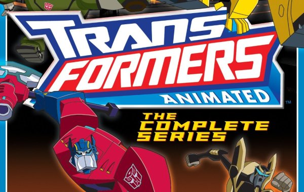 [DVD Review]'Transformers Animated: The Complete Series' In Its Entirety On DVD For The First Time Ever; Now Available On DVD Exclusively At Amazon, From Shout! Factory 1