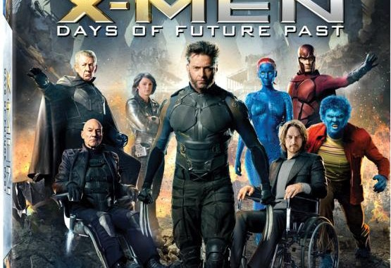 Catch this Summer's Biggest Blockbuster 'X-Men: Days of Future Past' on Digital HD September 23rd and Blu-ray & DVD October 14 From 20th Century Fox & Marvel 3