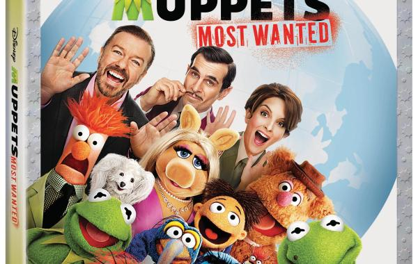 [Blu-Ray Review] 'Muppets Most Wanted' Is A Fun & Hilarious Adventure For The Whole Family; Own It Today On Blu-Ray & DVD From Disney 1