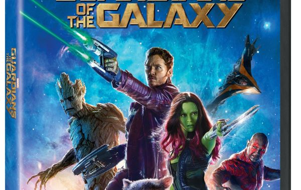 Marvel's 'Guardians Of The Galaxy'; Get It First On Digital HD November 18th, and on Blu-ray 3D Combo Pack, Blu-ray & DVD December 9th 32