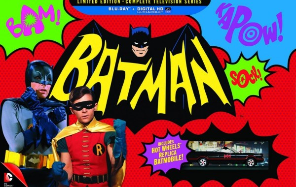 [Blu-Ray Review] Holy Blu Release Of The Decade! 'Batman: The Complete Television Series' Is Here; Own The Limited Edition Blu-Ray Collection Today From DC Comics & Warner Bros 1