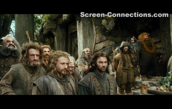 [Blu-Ray Review] The Hobbit: The Desolation Of Smaug - Extended Edition; Own It On Blu-ray 3D & Blu-ray Today From Warner Bros 5