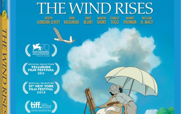 [Blu-Ray Review] 'The Wind Rises' Is Heartfelt, Powerful & Gorgeous; Now Available On Blu-Ray Combo Pack & DVD From Disney, Touchstone & Studio Ghibli 25
