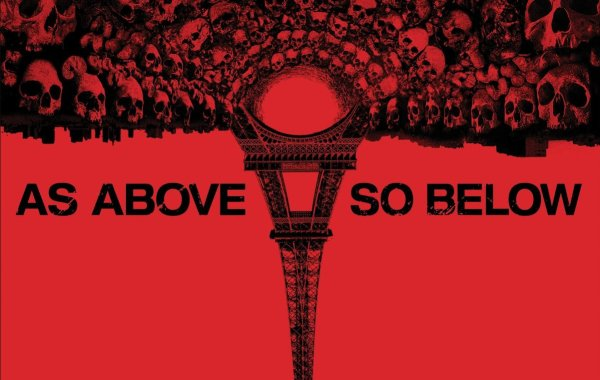 [Blu-Ray Review] 'As Above/So Below' Is Decent Creepy Fun; Own It On Blu-ray Combo Pack Today From Universal 5