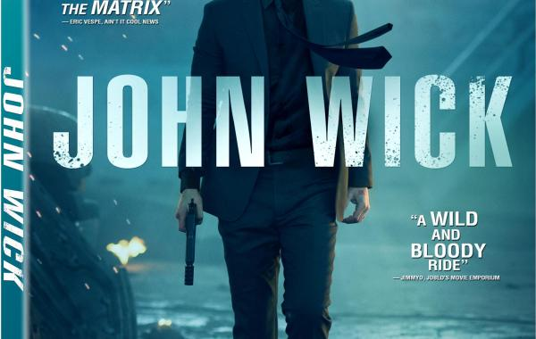 'John Wick' Arrives With A Vengeance on Blu-ray & DVD February 3rd From Lionsgate & Summit 16