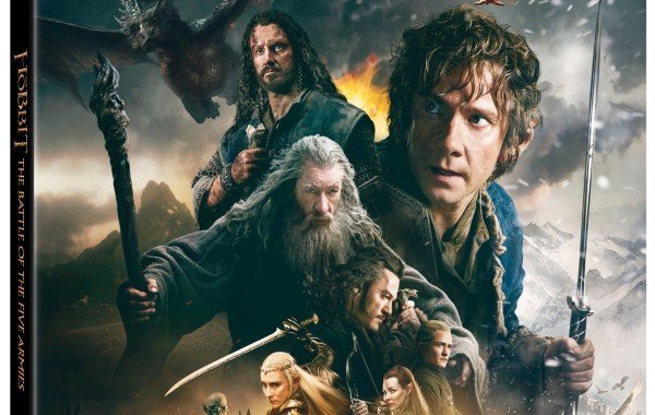 Own 'The Hobbit: The Battle of the Five Armies' on Blu-ray 3D Combo Pack, Blu-ray Combo Pack, 2-Disc DVD Special Edition & Digital HD on March 24th From Warner Bros 7