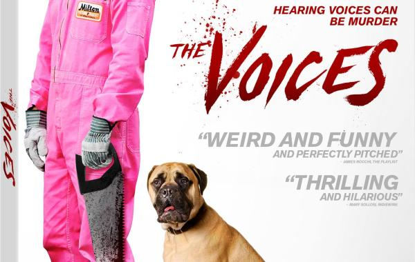 Ryan Reynolds Stars In Dark Comedy 'The Voices' Arriving on Blu-ray, DVD, and Digital HD April 7 From Lionsgate 8