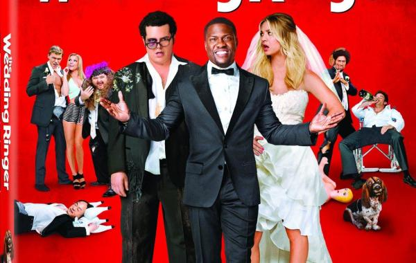 [Blu-Ray Review] 'The Wedding Ringer' Is Hilarious Fun; Hart & Gad Are Great Together: Own It Today On Blu-Ray & DVD From Sony 28