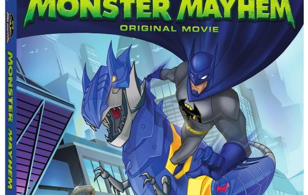 Check Out The Trailer & Details For 'Batman Unlimited: Monster Mayhem'; Arrives On Blu-ray, DVD & Digital HD August 18, 2015 from DC Comics & Warner Bros. 1
