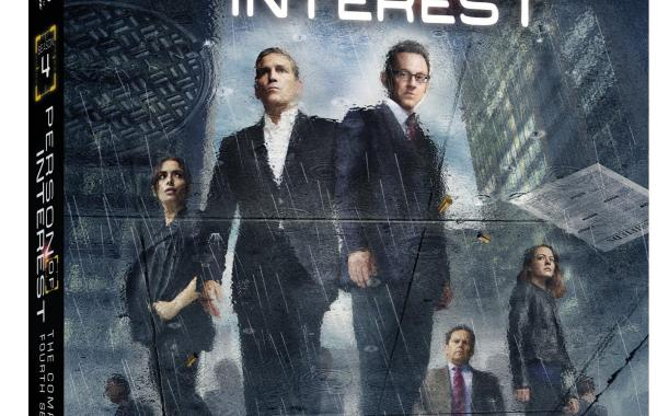 'Person Of Interest: The Complete Fourth Season'; Available On Blu-Ray & DVD August 11, 2015 From Warner Bros. 7