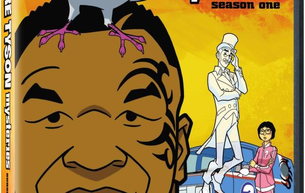'Mike Tyson Mysteries: The Complete First Season'; On DVD October 20, 2015 From Warner Bros 1