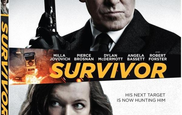 [Blu-Ray Review] 'Survivor' Delivers Some Entertaining Action Although Little Else: Now Available On Blu-Ray & DVD From Alchemy 12