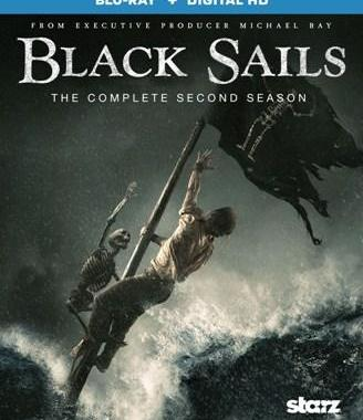 'Black Sails: The Complete Second Season'; Arrives On Blu-Ray & DVD November 3, 2015 From Starz & Anchor Bay 16