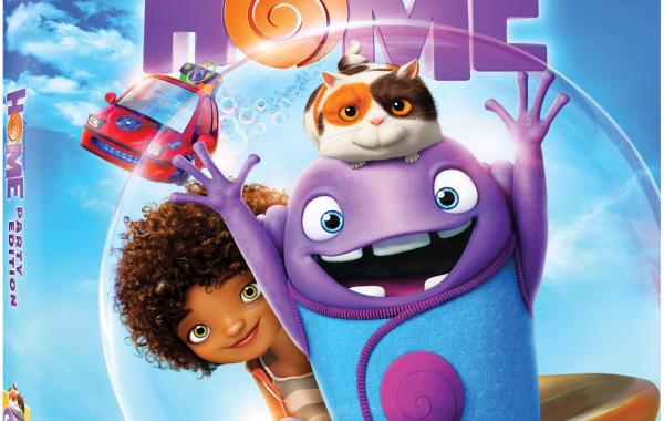 [Blu-Ray Review] DreamWorks Animation's 'Home': Now Available On Blu-Ray 3D, Blu-Ray, DVD & Digital HD From Dreamworks & Fox 1