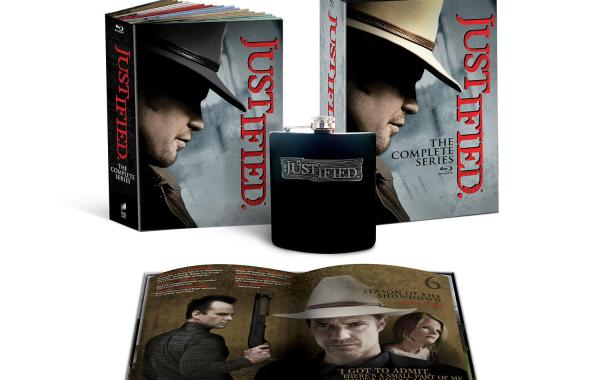 'Justified: The Complete Series' Arrives On Blu-ray & DVD October 13, 2015 From Sony 1
