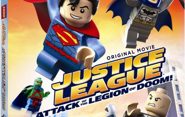 [Blu-Ray Review] Lego: Justice League - Attack of the Legion of Doom!': Own It On Blu-Ray Combo Pack August 25, 2015 From Lego, DC Comics & Warner Bros 38