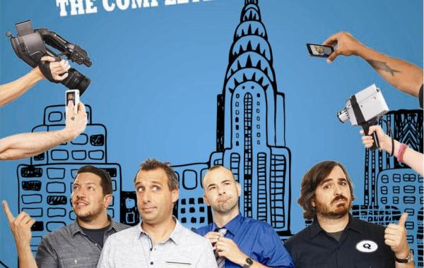 [DVD Review] 'Impractical Jokers: The Complete Third Season': Now Available On DVD From Warner Bros 24