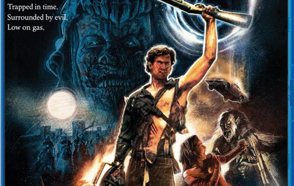 [Blu-Ray Review] The Definitive 'Army Of Darkness' Blu Has Arrived: Now Available On Collector's Edition Blu-ray From Scream Factory 24