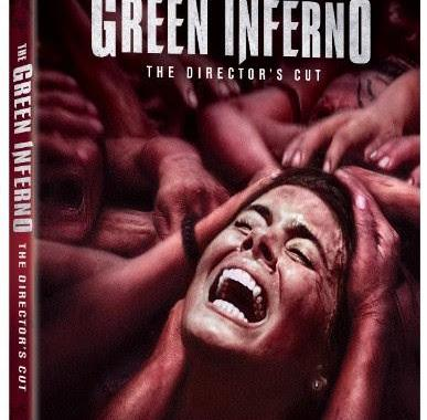 Eli Roth's 'The Green Inferno' Arrives On Digital HD December 22 & Blu-ray, DVD On January 5, 2016 From Universal 5