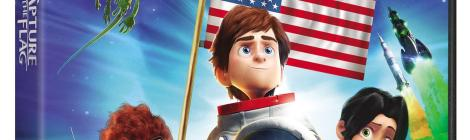 'Capture The Flag'; The Animated Family Adventure Arrives On DVD, Digital HD & On Demand March 1, 2016 From Paramount 2