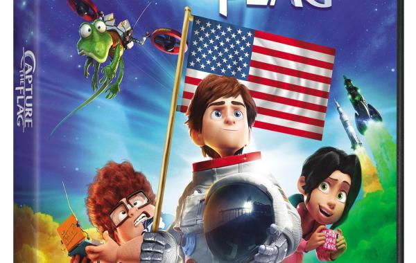 'Capture The Flag'; The Animated Family Adventure Arrives On DVD, Digital HD & On Demand March 1, 2016 From Paramount 1