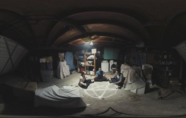 Check Out A 360 Degree 'Paranormal Activity' Seance Video!; 'Paranormal Activity: The Ghost Dimension' Now Available On Digital HD From Paramount 5