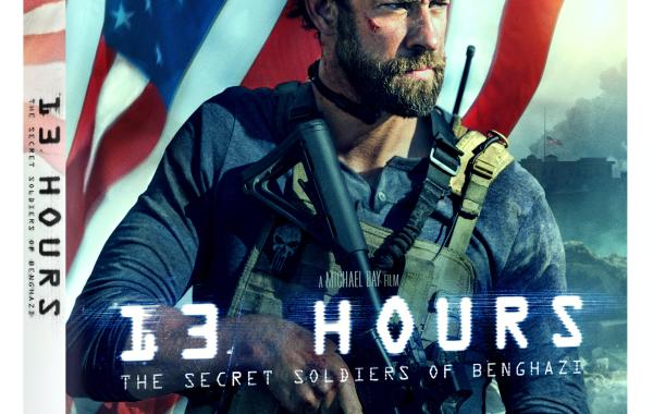 '13 Hours: The Secret Soldiers Of Benghazi'; Arrives On Blu-ray Combo Pack June 7 & Digital HD May 24, 2016 From Paramount 15