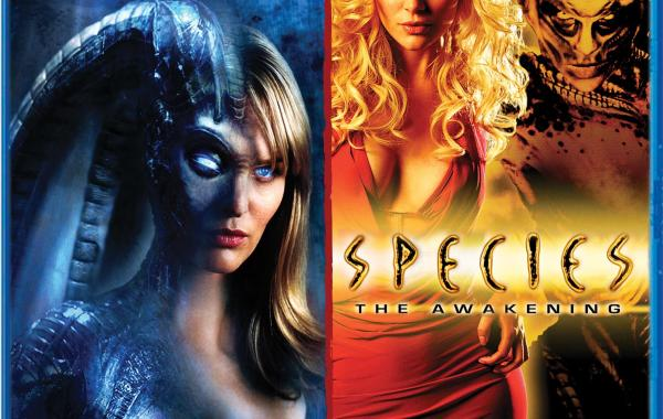 [Blu-Ray Review] 'Species III' & 'Species: The Awakening' Double Feature: Now Available On Blu-ray From Scream Factory 1