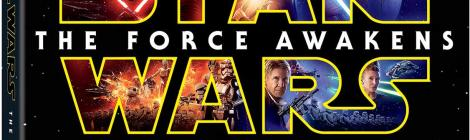 'Star Wars: The Force Awakens'; Arriving Early On Digital HD April 1 & On Blu-ray & DVD April 5, 2016 From Disney & Lucasfilm 8