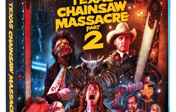 'The Texas Chainsaw Massacre Part 2'; Collector's Edition Blu-ray Arriving April 19, 2016 From Scream Factory 33