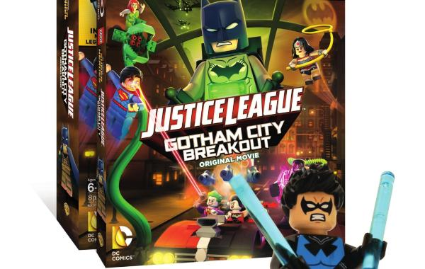 Trailer & Release Details For 'Lego DC Comics Super Heroes - Justice League: Gotham City Breakout'; Available On Blu-ray, DVD & Digital HD July 12, 2016 From DC Comics & Warner Bros 35