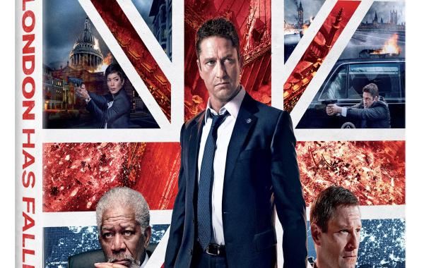 'London Has Fallen'; Available On Digital HD, Blu-ray Combo Pack & DVD June 14, 2016 From Universal 9