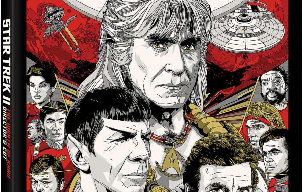 'Star Trek II: The Wrath Of Khan' Director's Edition; Debuts On Blu-ray June 7, 2016 From Paramount 23