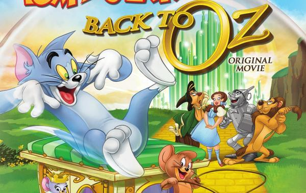 The All-New Animated Family Film 'Tom And Jerry: Back To Oz'; Available On DVD June 21, 2016 From Warner Bros 11
