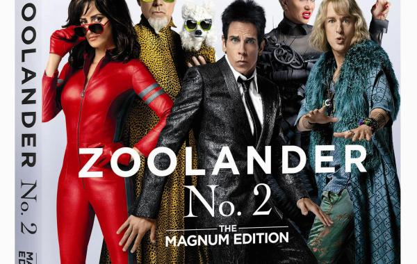 'Zoolander No. 2: The Magnum Edition'; Hits The Catwalk On Blu-ray Combo Pack May 24 & On Digital HD May 3, 2016 From Paramount 22