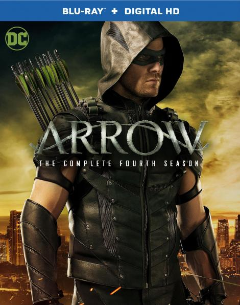 Arrow.Season.4-Blu-ray.Cover