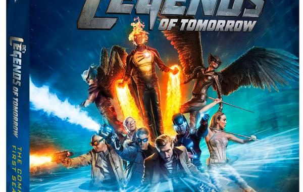 'DC's Legends Of Tomorrow: The Complete First Season'; Arrives on Blu-ray & DVD August 23, 2016 From DC Comics & Warner Bros 9