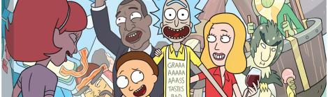 'Rick And Morty: The Complete Second Season'; Arrives On Blu-ray & DVD June 7, 2016 From Adult Swim & Warner Bros 14