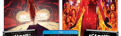 'Carrie' Celebrates 40th Anniversary With Collector's Edition Blu-ray Arriving October 11, 2016 From Scream Factory 23
