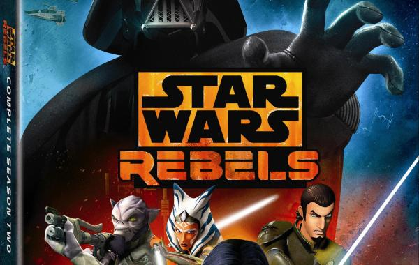 'Star Wars Rebels: Complete Season Two'; Arriving On Blu-ray & DVD August 30, 2016 From Lucasfilm 24