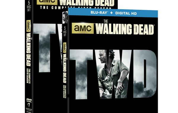 'The Walking Dead: The Complete Sixth Season' BD/DVD Details Revealed; Available On Blu-ray & DVD August 23, 2016 From Anchor Bay 17