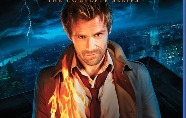 'Constantine: The Complete Series' Comes Home At Last On Blu-ray & DVD October 4, 2016 From DC Comics & Warner Archive 10