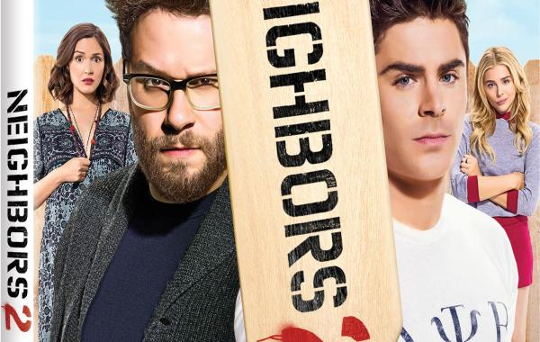 [GIVEAWAY] Win An Exclusive 'Neighbors 2' Blu-ray Prize Pack!: Available On Blu-ray & DVD September 20, 2016 From Universal 19