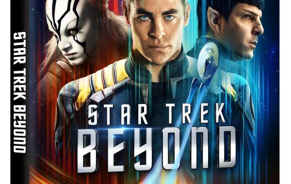 'Star Trek Beyond'; Arrives On Digital HD October 4 & On 4K Ultra HD, Blu-ray 3D, Blu-ray & DVD November 1, 2016 From Paramount 21