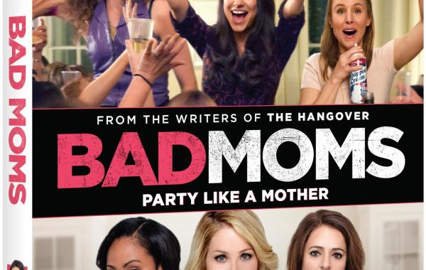 [GIVEAWAY] Win 'Bad Moms' On Blu-ray Combo Pack: Arrives On Blu-ray & DVD November 1, 2016 From Universal 21