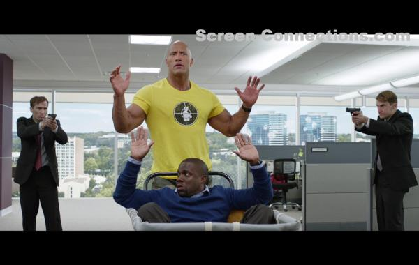 [Blu-Ray Review] 'Central Intelligence' Unrated: Now Available On 4K Ultra HD, Blu-ray, DVD & Digital From Warner Bros 7