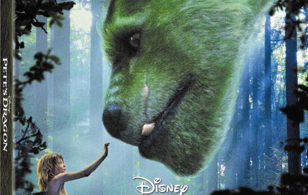 'Pete's Dragon'; Arrives Home On Blu-ray, DVD, Digital HD & DMA November 29, 2016 From Disney 7