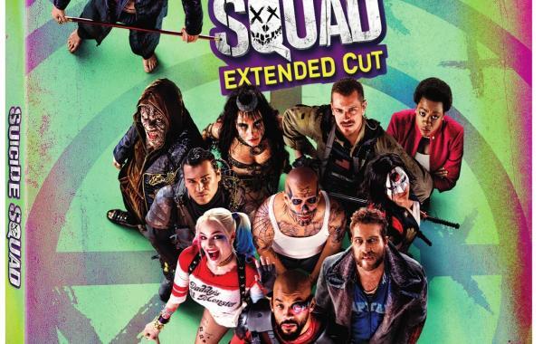 'Suicide Squad'; Arrives On Digital HD November 15 & On 4K Ultra HD, Blu-ray 3D, Blu-ray & DVD December 13, 2016 From DC Comics & Warner Bros 8