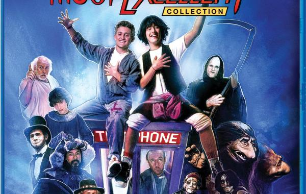 [Blu-Ray Review] 'Bill & Ted's Most Excellent Collection': Now Available On Blu-ray From Shout Select 39
